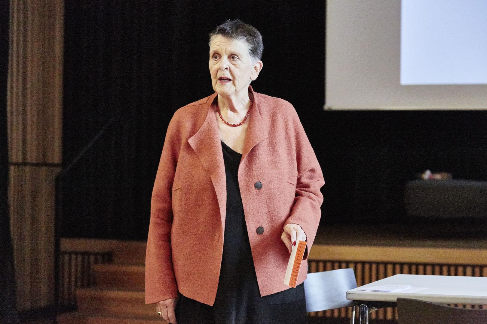 Die Kunst, Frieden zu denken: Susanne Jalka