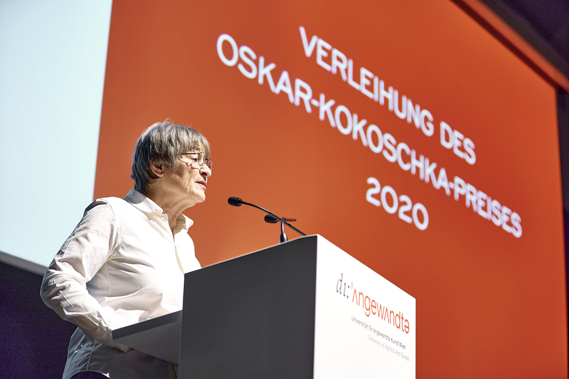 Oskar-Kokoschka-Preisverleihung 2020Monica Bonvicini