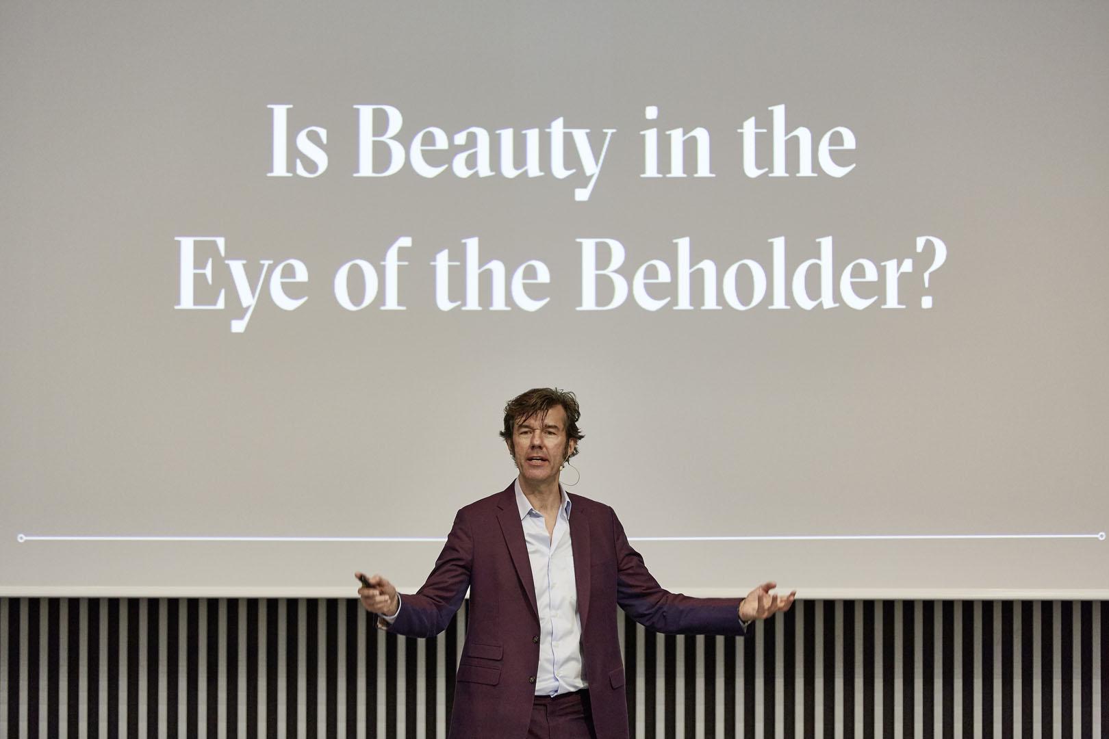Stefan Sagmeister: Wieso das Schöne besser funktioniert